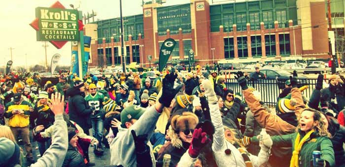 Green Bay Packers Sports Bar